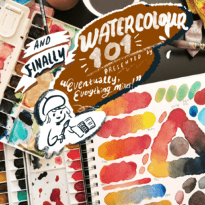 Ame Watercolour 101 course